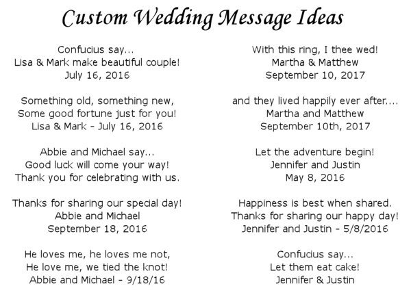 View Ribbons See Theme Examples Custom Message Ideas