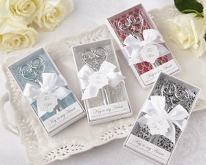 Key Bottle Opener Wedding Favors (Set of 12) image