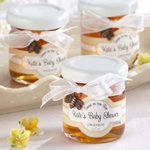 Sweet As Can Bee Honey Shower Favors (Set of 12) image