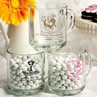 Personalized Special Celebrations Glass Mug