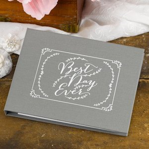 Rustic Vines Guest Book image