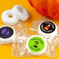 Halloween Personalized Life Savers Mints