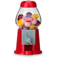 Mini Red Classic Gumball Machine Favor