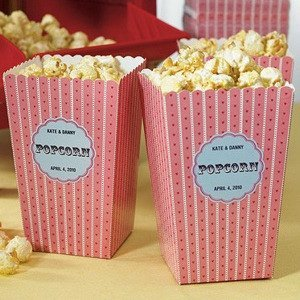 Novelty Popcorn Boxes (Set of 12) image