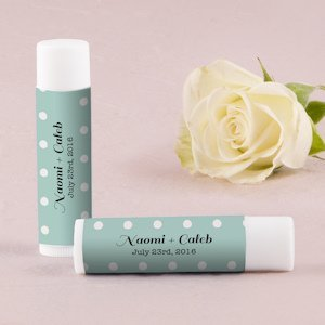 Candy Colorful Personalized Lip Balms (4 Colors) image
