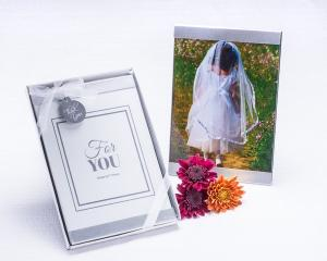 Cherished Moments Photo Frame Favor image