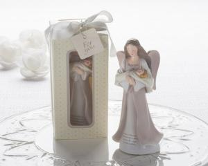 Cherished Blessings Angel & Baby Figurine image