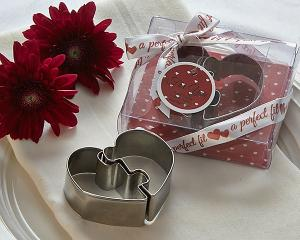 A Perfect Fit Heart Puzzle Cookie Cutters image
