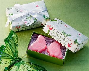 Butterfly Kisses Scented Soaps image