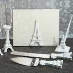 Elegant Paris Wedding Accessories