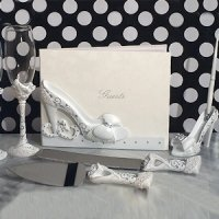 Belle of the Ball Shoe Design Wedding Accessories