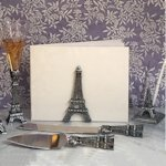 Stunning Eiffel Tower Wedding Accessories