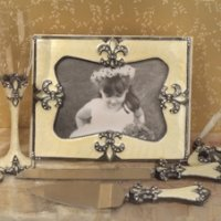 Collection - Ivory Fleur de Lis
