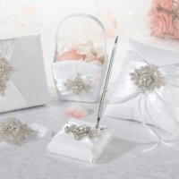 Jeweled Motif Accessory Collection