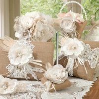 Collection - Burlap & Lace