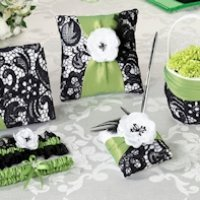 Collection - Bold Green & Black