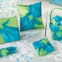 Vibrant Blue & Green Collection