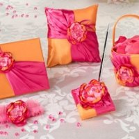 Collection - Hot Pink & Orange