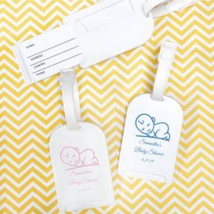 Baby Personalized Luggage Tag image