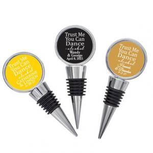 Trust Me You Can Dance Personalized Wine Bottle Stopper image