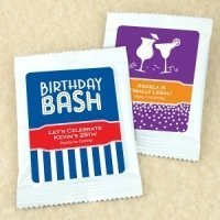 Personalized Birthday Margarita Cocktail Mix Favors