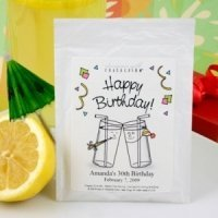 Personalized B-Day Lemonade Favors (50 Designs)