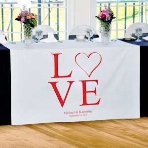Love Collection Table Runners (2 Designs Available) image