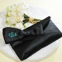 Personalized Bridesmaid Survival Kit Clutch