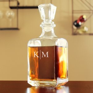 Contemporary Whiskey Decanter image