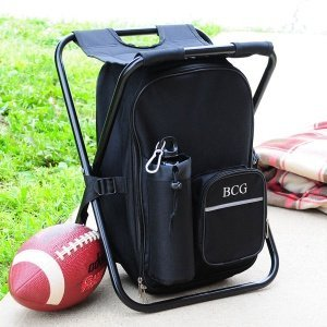 Tail-Gate Backpack Cooler Chair image