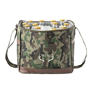 Personalized 12 Pack Camo Cooler image