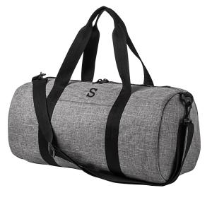 Personalized Grey Duffle image