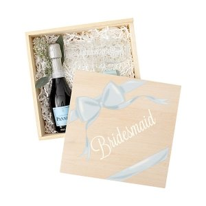 Ribbon Design Bridal Party Gift Box Set image