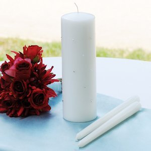 Sparkling Starlight Unity Candle Set image