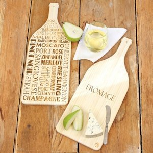 Fromage Reversible Wine Serving Board image