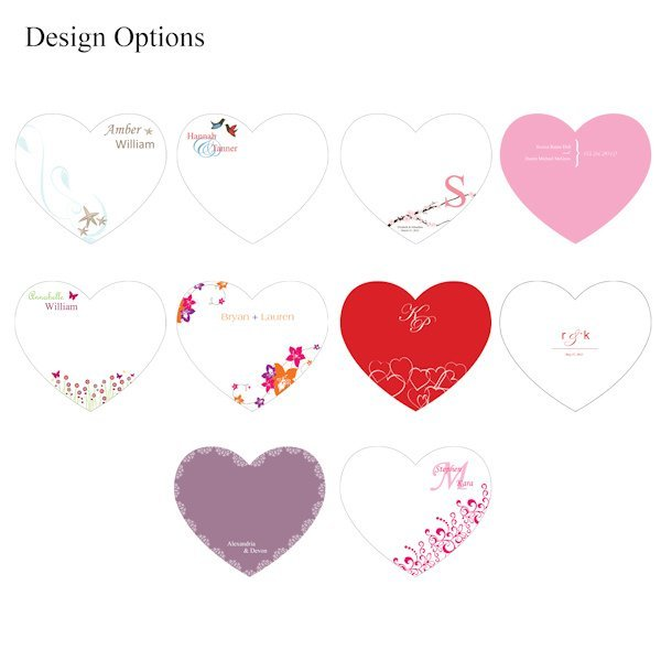 Do it yourself heart fan wedding programs kit do it yourself heart fan wedding programs kit image samples shown solutioingenieria Image collections