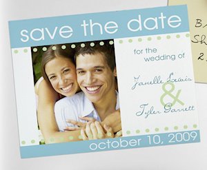 Save the Date Magnet Kit image