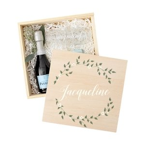 Personalized Floral Bridesmaid Gift Box Set image