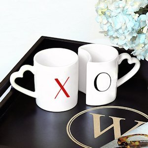 XOXO Coffee Mug Set image
