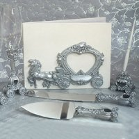 Enchanted Wedding Coach Collection