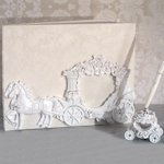 Enchanted Fairytale Wedding Coach Accessory Set