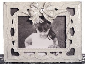 Elegant Bow Collection Guest Book image