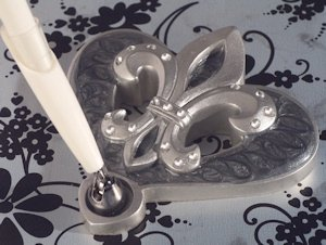 Fleur De Lis Collection Pen Set image