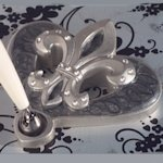 Fleur De Lis Collection Pen Set