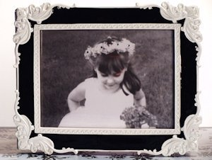 Black and White Collection Guest Book image