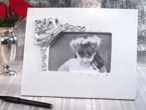 Royalty for a Day Crown Signature Frame image
