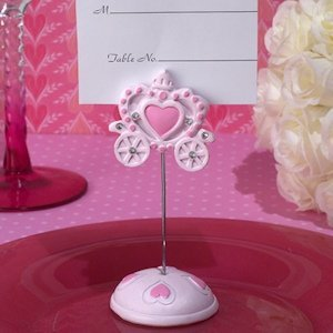 Pink Royalty for a Day Place Card Holders image