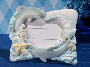 Oceans of Love Place Card Photo Frame image