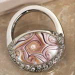Art Deco Purse Design Handbag Holder