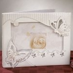 Butterfly Guest Book